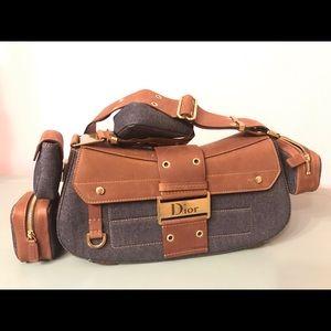 Christian Dior Street Chic Shoulder Bag